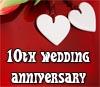 Tin Wedding Wishes