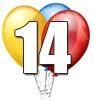 14th Birthday Wishes