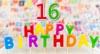 Wishes 16. Birthday