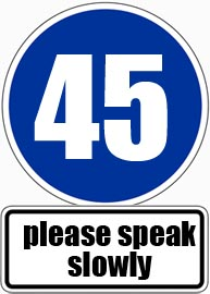45th Birthday