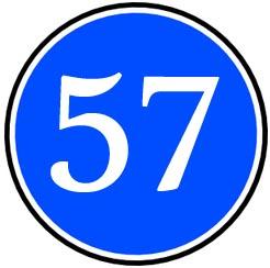 57th Birthday