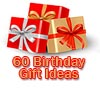 Gifts Ideas 60th Birthday Presents