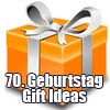 70 Birthday Gift Ideas
