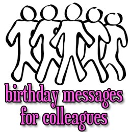 Birthday messages for colleagues and coworkers bookmarktalkfo Image collections
