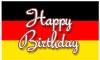 Happy Birthday in Germany