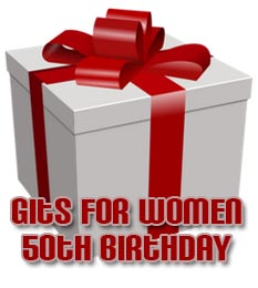 50th Birthday Gift Ideas For Women And Presents Her