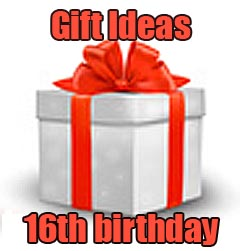 16th Birthday Gifts