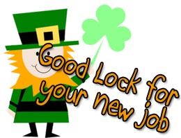 Good luck for new job wishes and messages m4hsunfo