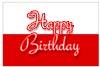 Happy Birthday in Poland