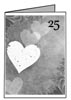 Free Silver Wedding Anniversary Card Tempaltes