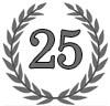 25th wedding anniversary whishes