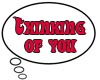 thiking of you quotes